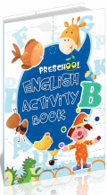 Preschool English Activity Book,  Editura Steaua Nordului, librarie online