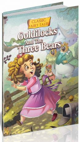 Povesti bilingve Engleza-Romana Goldilocks and the three bears Bucle aurii si ursuletii, Editura Steaua Nordului, librarie online, povesti bilingve